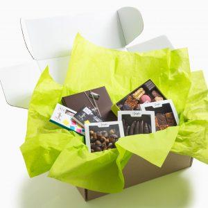 Offrir une box cadeau