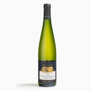 bouteille de vin : Pinot Gris François Braun